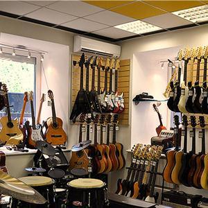 Музыкальные магазины Грамотеино