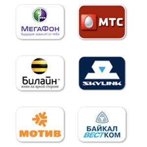 Операторы сотовой связи Грамотеино