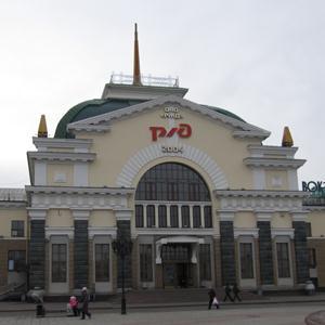 Железнодорожные вокзалы Грамотеино